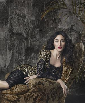 Monica Bellucci - Sunday Times Photoshoot