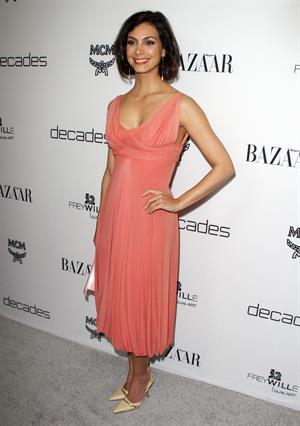 Morena Baccarin Bravo's 'Dukes of Melrose' launch in LA 2/28/13