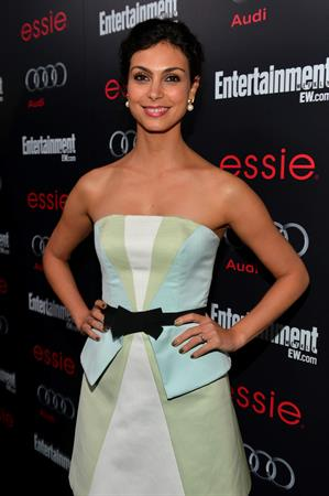 Morena Baccarin Entertainment Weekly Pre-SAG Party hosted by Essie & Audi at Chateau Marmont January 26, 2013