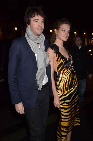 Natalia Vodianova 'Louis Vuitton - Marc Jacobs: The Exhibition' - Paris Fashion Week (March 7, 2012)