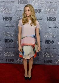 Natalie Dormer  Game Of Thrones  Season 3 San Francisco Premiere -- Mar. 20, 2013