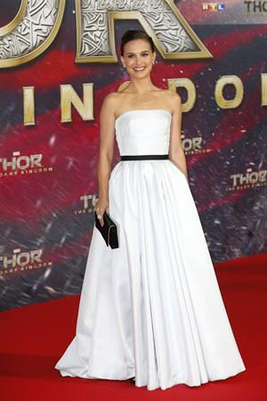 Natalie Portman  Thor: The Dark World  Premiere in Berlin 10/27/2013