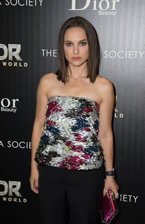 "Natalie Portman ""Thor: The Dark World"" screening in New York, November 6, 2013"