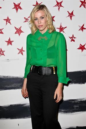 Natasha Bedingfield - Alice + Olivia fashion show in New York - September 10, 2012
