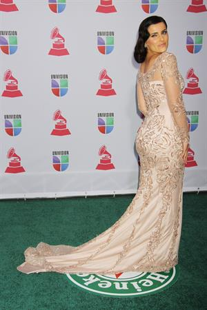 Nelly Furtado 13th Annual Latin GRAMMY Awards - Press Room (November 15, 2012)