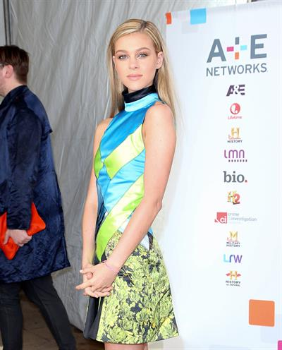 Nicola Peltz 2013 AE Networks Upfront, May 8, 2013