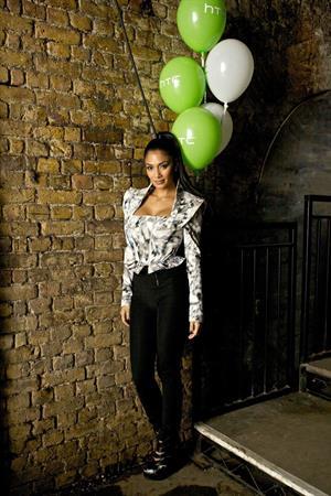 Nicole Scherzinger Bedlam' dinner with Lazarides Gallery and HTC in London - October 13, 2012