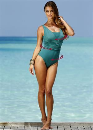 Nina Agdal in Bon PriSwimwear Photoshoot 2013