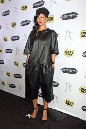 Rihanna  Unapologetic  Album Release Party (November 20, 2012)