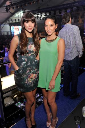 Olivia Munn - Super Bowl LVII (01.02.2013) - Audi Celebrates Super Bowl LVII in New Orleans