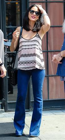 Olivia Munn in New York City 9/11/13