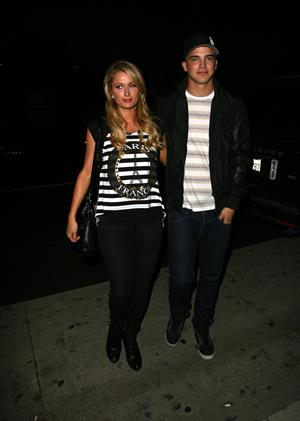 Paris Hilton night out in Los Angeles (17.04.2013)
