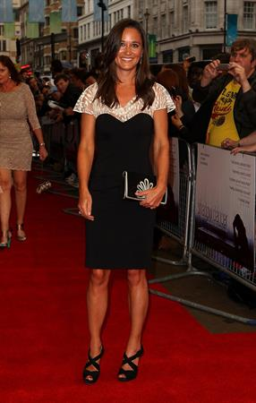 Pippa Middleton - Shadow Dancer Premiere in London on August 13, 2012