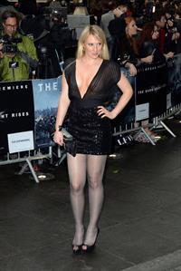 Rebecca Ferdinando -  The Dark Knight Rises  European Premiere in London (July 18, 2012)