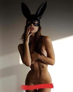 Alexis Ren Is One Sexy Bunny