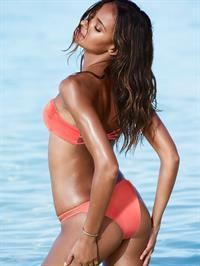 Gracie Carvalho in a bikini - ass