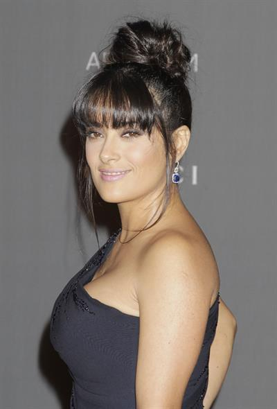 Salma Hayek 2012 LACMA Art Film Gala, LA (Oct. 27)