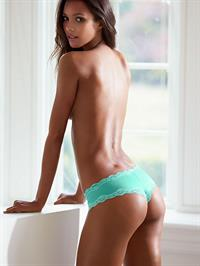 Lais Ribeiro in lingerie - ass