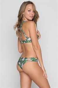 Julianna Sharkey in a bikini - ass