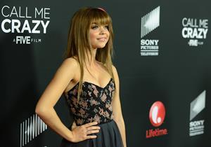Sarah Hyland  Call Me Crazy: A Five Film  Lifetime Original Movie World Premiere - West Hollywood, Apr 16, 2013
