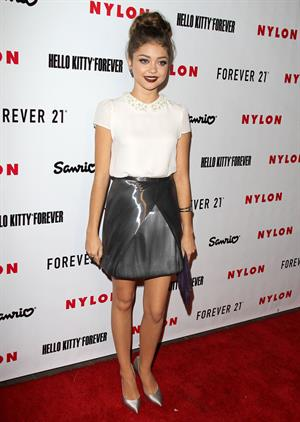 Nylon magazine October launch in West Hollywood 10/15/12
