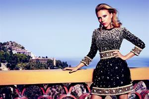 Scarlett Johansson - Victor Demarchelier Photoshoot For Vogue October 2012
