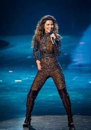Shania Twain 'Still The One' Residency Show Opening Night (December 1, 2012)