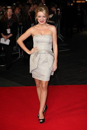 Sheridan Smith - 11 Quartet Premiere - Odeon Leicester Square London - Oct 15, 2012