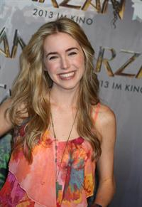 Spencer Locke -  Tarzan 3D  film photocall in Munich (June 5, 2012)