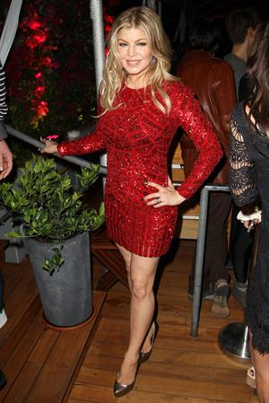 Fergie - Voli Lights Vodka Benefit - December 6, 2012