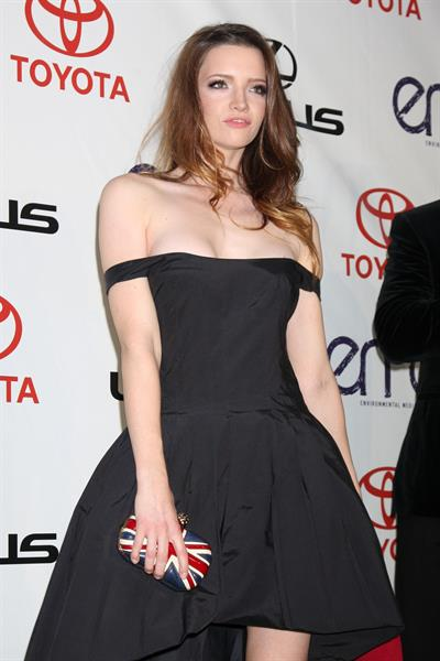 Talulah Riley at the Environmental Media Awards - September 29, 2012
