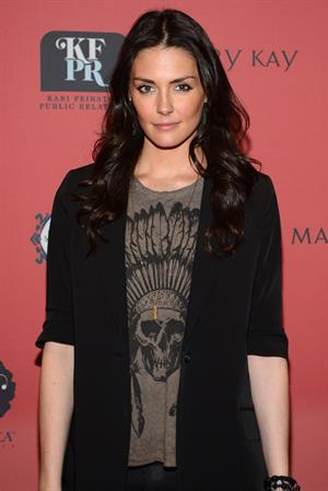 Taylor Cole Kari Feinstein Style Lounge - Pre-Golden Globes 2013 - Day 1 (Jan 10, 2013)