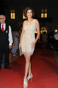 Teri Hatcher - Montblanc Young Directors Project Galerie Ropac Salzburg July 31, 2012