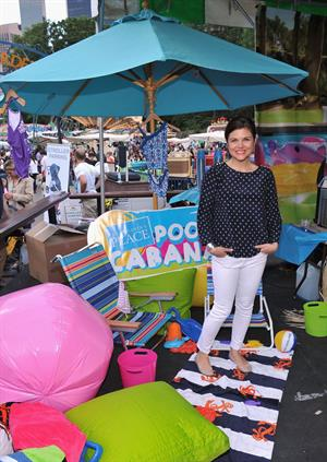 Tiffani Amber Thiessen - The 2012 Baby Buggy Bedtime Bash in New York City (June 6, 2012)