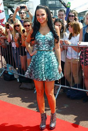 Tulisa Contostavlos - X-Factor Auditions in London (May 28, 2012)