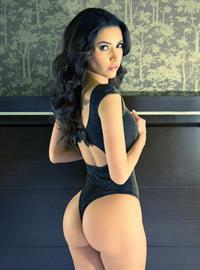 Mercedes Terrell in lingerie - ass