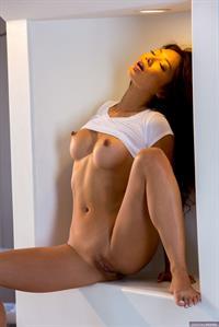 Ayumi Anime - pussy and nipples
