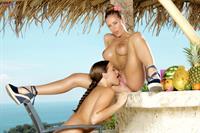 Sweet And Tasty.. featuring Mia Malkova, Nicole Aniston | Twistys.com