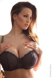 Jordan Carver – Big Boobs are Topless
