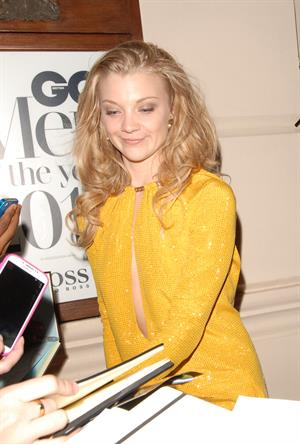 Natalie Dormer GQ Men of the Year awards September 2, 2014