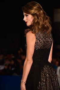 Ashley Greene at the premiere of Burying The Ex during the 71st Venice Film Festival, September 4, 2014