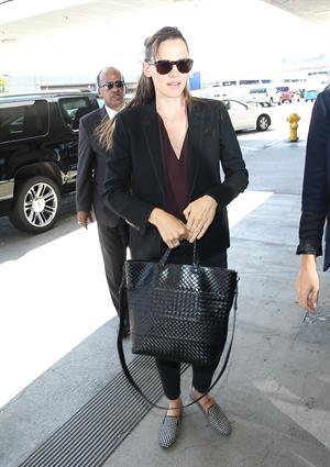 Jennifer Garner @ LAX September 4, 2014