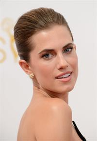 Request Allison Williams 2014 Primetime Emmy Awards Arrivals August 25, 2014