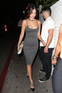 Eiza Gonzalez leaving Chateau Marmont August 28, 2014