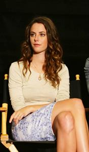 Kaya Scodelario at the advance screening of The Maze Runner August 22, 2014