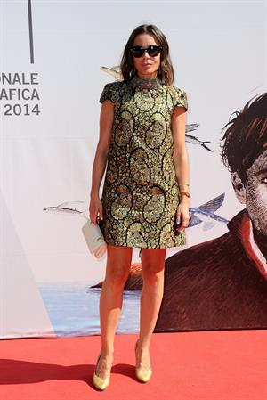 Elodie Bouchez Reality premiere at 71st Venice Film Festival August 28th, 2014