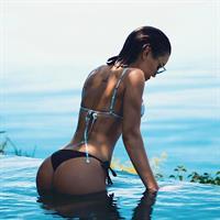 Pia Muehlenbeck in a bikini - ass
