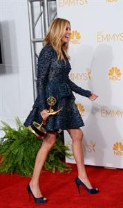 Julia Roberts at the 66th annual Primetime Emmy Awards, August 25, 2014