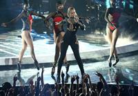 Iggy Azalea at the MTV Video Music Awards Aug. 24, 2014