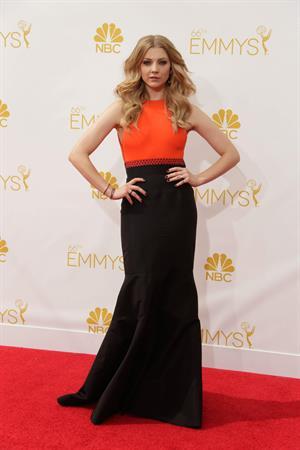 Natalie Dormer at the 66th annual Primetime Emmy Awards, August 25, 2014